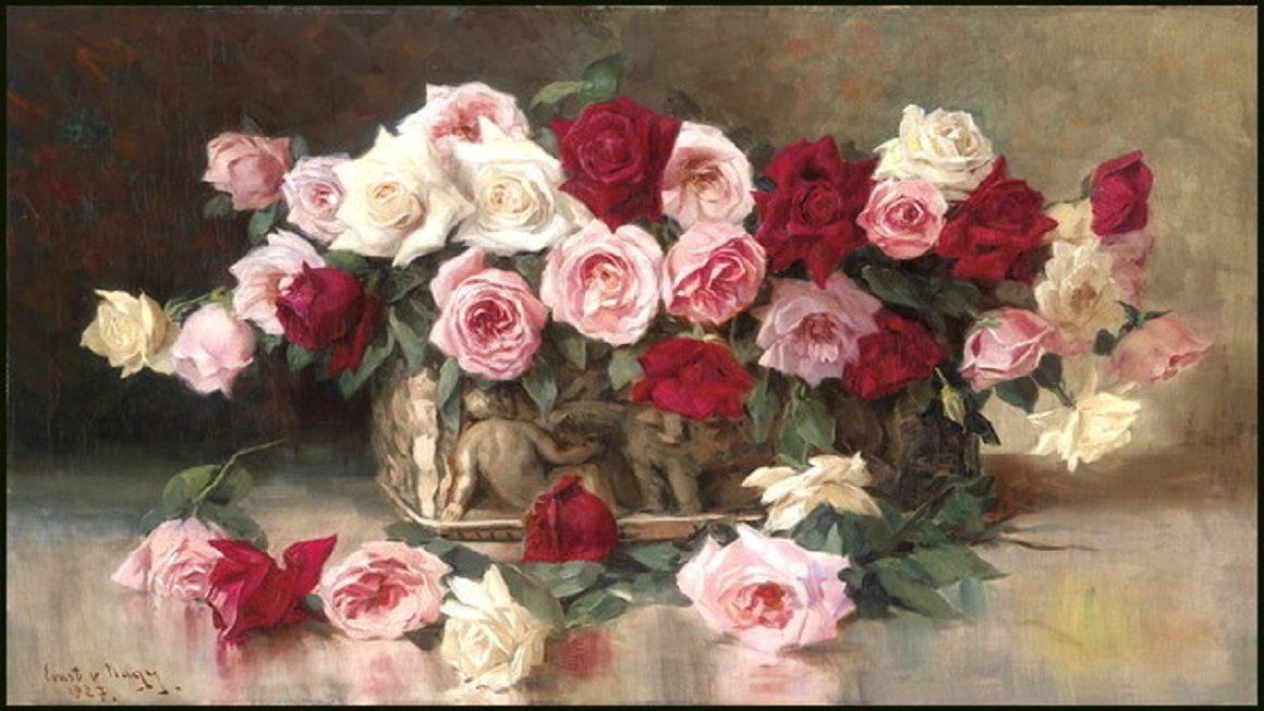 Mignonne allons voir si la Rose…